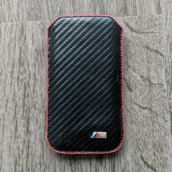 Genuine OEM BMW M Phone Sleeve/Case